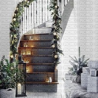 Christmas Ladder.Victoriabea