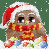 christmas owl chouette noel