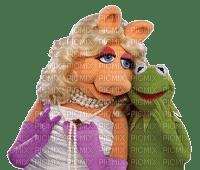 the muppet show kermit miss piggy
