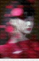 image encre femme fashion noir ink edited by me