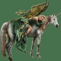 unicorn fairy fantasy laurachan