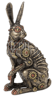 steampunk easter bunny lapin pâques