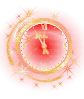 new year clock deco horloge annee