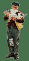 Postman.Facteur.Cartero.Vintage.Victoriabea