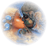 fantasy couple josephine wall fantaisie