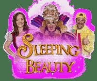 Kaz_Creations Logo Text Sleeping Beauty