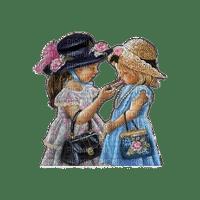 child friendship-enfants amitié