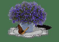 blommor-flowers--vase--vas--blue--blå