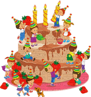 cake deco birthday anniversaire