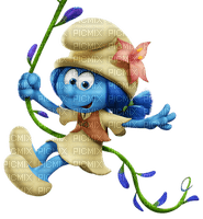 the smurfs blossom