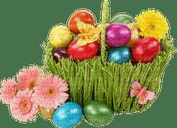easter ostern Pâques paques deco tube basket eggs eier œufs egg  flower fleur