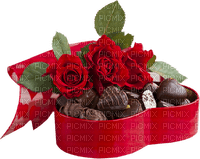 valentine valentin heart deco chocolates