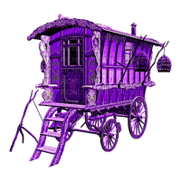 Gypsy Camper.Purple