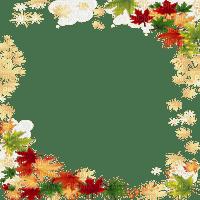 frame corner autumn cadre coin automne