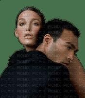 couple, le soir, un rendez-vous,visage,amour,love, printemps,deko,tube,adam64
