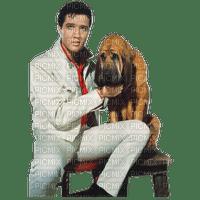 Kaz_Creations Elvis Presley King of rock n roll Music Singer Celebrity Dog