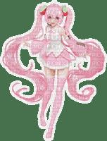 Sakura Miku figure