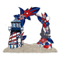 Kaz_Creations America 4th July Independance Day American Deco