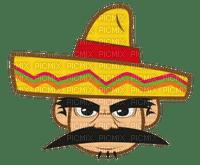 mexican man face