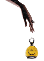 perfume Parfüm parfum flacon hand femme deco tube scrap bottle flasche bouteille