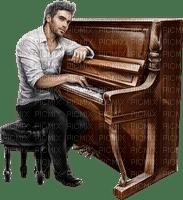 minou-man-piano
