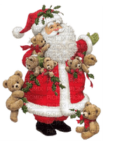 chantalmi déco noël     hiver winter santa claus père noël