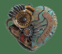 Steampunk.Heart.Coeur.Love.Deco.Victoriabea