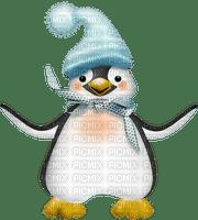 Winter penguin_hiver manchot
