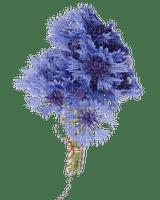 Fleur.Bouquet de fleurs bleues.Victoriabea
