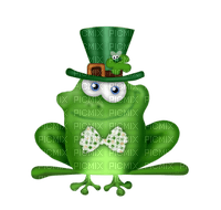 Kaz_Creations St.Patricks Day Deco Frog