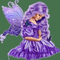 Angel púrpura