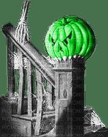 soave deco halloween stairs pumpkin vintage