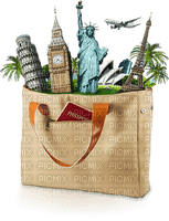 Kaz_Creations Holidaymakers Beach Holiday Bag
