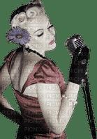 Salomelinda chanteuse !
