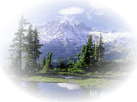 mountain montagne paysage