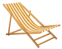 deck chair stuhl chaise  furniture sea beach plage tube    strand summer ete deco
