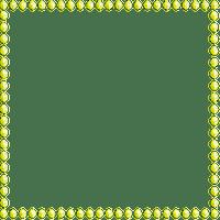 Deco Pearl Frame~Yellow©Esme4eva