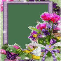 frame cadre fleur