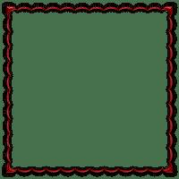 munot - rahmen rot - red frame - cadre rouge