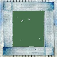 blue teal frame