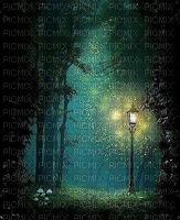 Paysage.Landscape.Forest.Night.Nuit.Victoriabea