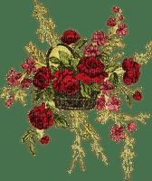 Kaz_Creations Deco Flowers Colours Basket