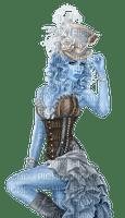 kikkapink woman fashion burlesque