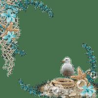 Cluster fond marin