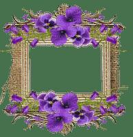 cadre _fleur_frame___Blue DREAM 70