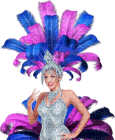 show girl varietê moulin rouge