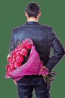valentine valentin man homme mann fleur flower
