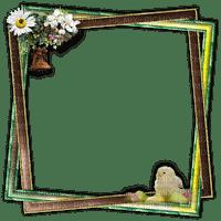 cadre pâques easter frame