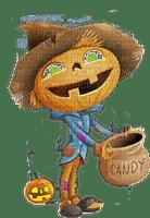 pumpkin man halloween citrouille homme