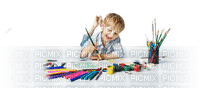 child paint enfant peinture